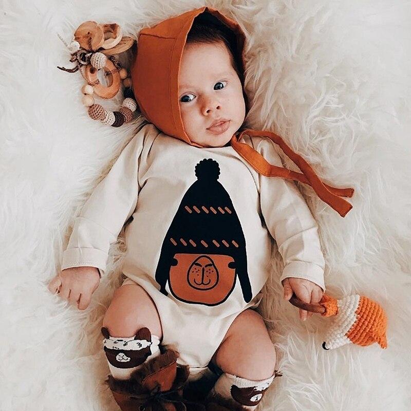 2018 Lato Bobo Choses Tiny Cottons Cherry Cerejas Drukuj Body Boys - Odzież dla niemowląt - Zdjęcie 2