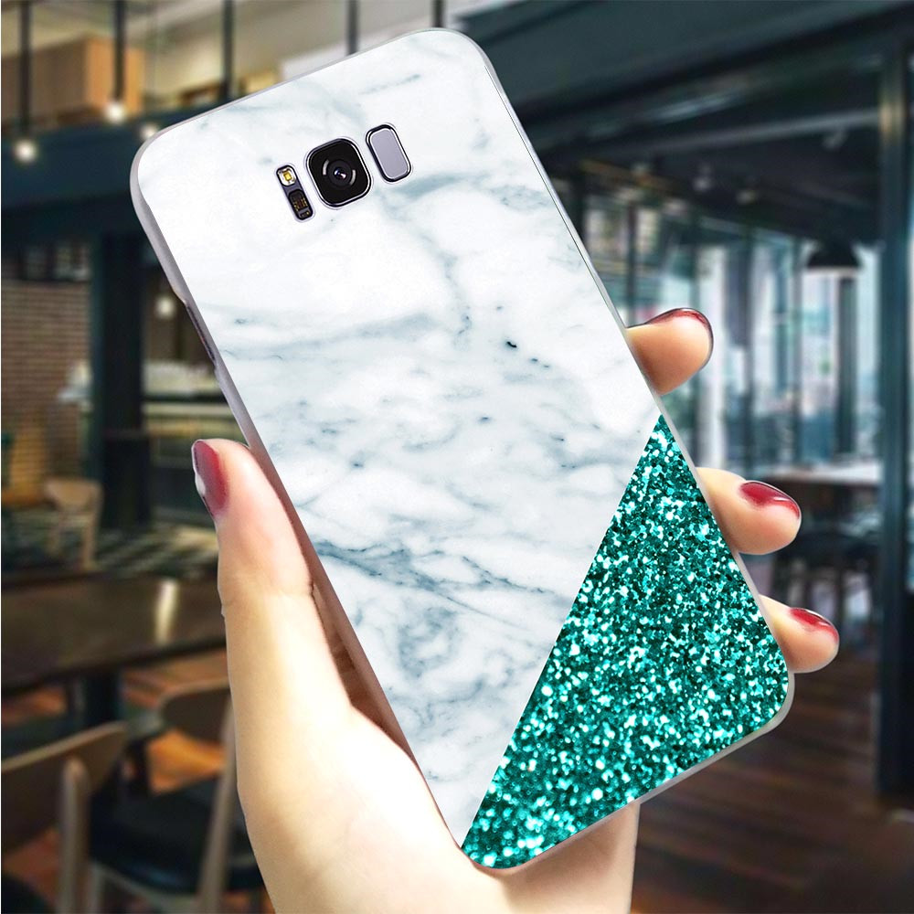Hard Phone <font><b>Case</b></font> for <font><b>Galaxy</b></font> A3 2017 Love <font><b>Marble</b></font> Cover for <font><b>Samsung</b></font> A6 <font><b>Cases</b></font> A7 A5 A3 A8 A9 A10 A20 A30 A40 <font><b>A50</b></font> A70 Plus image