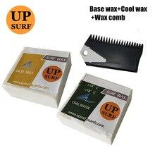 Base Wax+cool/cold/warm/tropical Water Wax+wax comb Surfboard wax for outdoor surfing sports