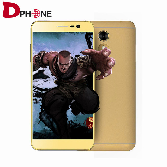 """Original ZTE Blade BA910 (A910) 5.5"""" HD AMOLED MT6735 quad core Android 5.1 4G LTE smartphone 3GB RAM 32GB ROM 13MP Touch ID NFC"""