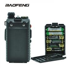 Battery-Case Walkie-Talkie-Battery Power-Supply Radio UV-5RE Emergency for Baofeng 5RA