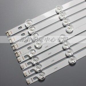 Image 3 - Светодиодная лента для подсветки LG 39 дюймов, 8 светодиодный, для телевизора LG 39LN5100 INN0TEK POLA2.0 39 39LN5300 39LA620S POLA 2,0 39LN5400