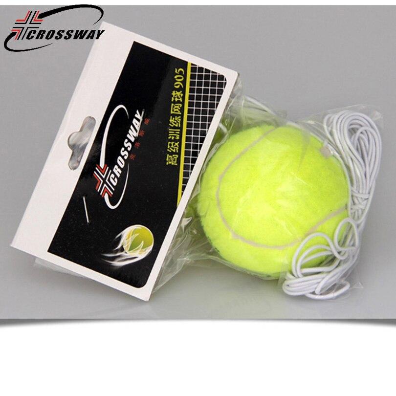 CROSSWAY 4pcs new tennis Accessories Outdoor Sport Gym Fitness Balls Outdoor Sports High Quality Tennis ball match training 905