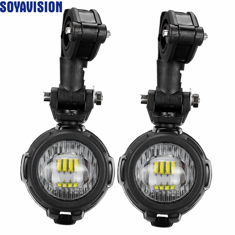 Motocycle Fog Lights For BMW Motorcycle LED Auxiliary Fog