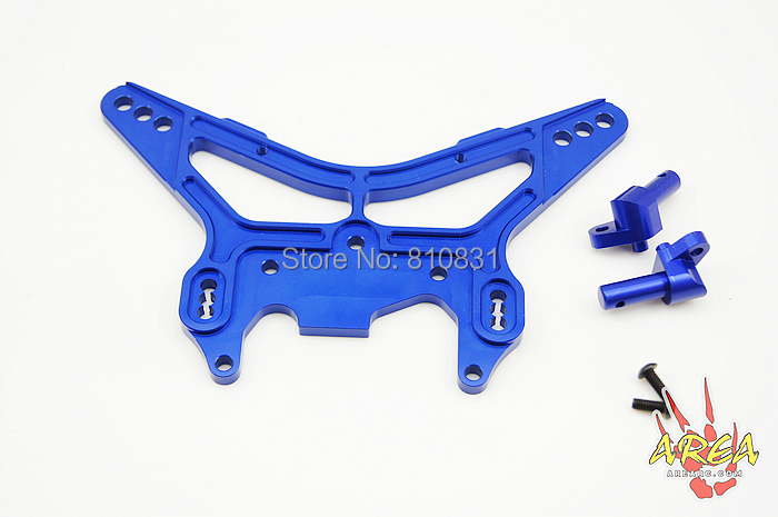 Area Rc  hohe- strength absorber tower for losi 5ive-t  Shock absorber bracket area rc rear hub carrier for losi 5t 5ive t
