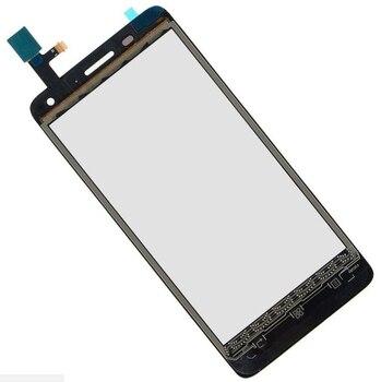 Vannego Новый сенсорный экран для LENOVO S660 Стекло емкостный сенсор для LENOVO S660 сенсорная панель черный + лента