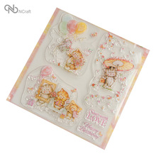 NCraft Clear Stamps N1063 Scrapbook Paper Craft Clear stamp scrapbooking