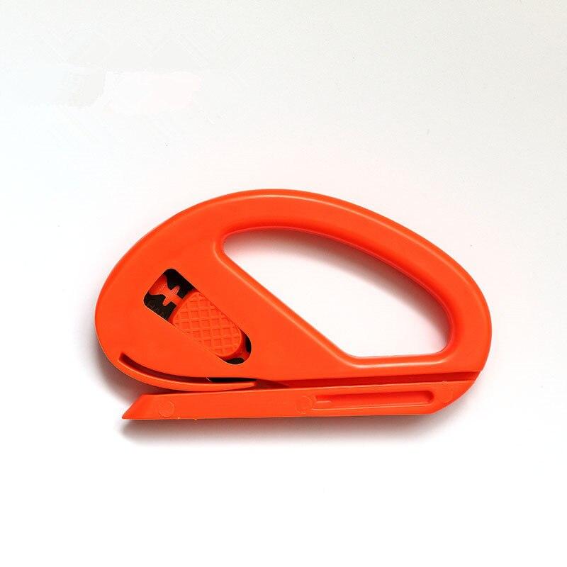 10*5,8 см углеродного волокна Вырезывания применение обработка лезвием ножа оттенок инструмент Snitty безопасности резец винила обруча автомобиля режущего инструмента