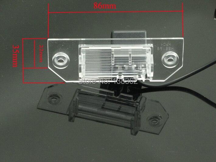 Акция 2 в 1 HD 4,3 дюймов 800*480 Автомобильный зеркальный монитор+ HD ccd парковочная камера для Ford FOCUS SEDAN(3C)/MONDEO/C-MAX