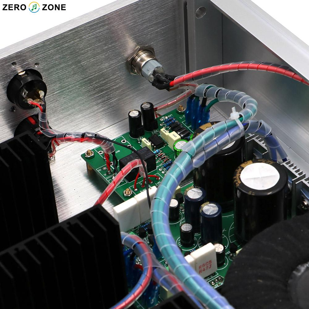 Hi End B22 Full Balance Class A Headphone Amplifier With Protection Wiring Circuit In From Consumer Electronics On Alibaba