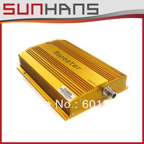 GSM960-GY amplificador de cobertura de 500 metros cuadrados. GSM repetidor amplificador de señal móvil 900 MHz 60dBi