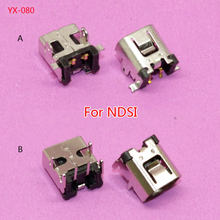 Power Plug DC Jack Socket Power Charger Charging Connector Port for Nintendo DSi / for DS Lite NDSL console(China)