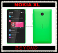 "Nokia XL, gsm desbloqueado Dual Sim 3 G Android Dual Core 5.0 "" de WIFI GPS 5MP Multi colores Dropshipping"