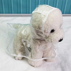 Image 4 - Impermeables capas impermeables transparentes XS XL chubasquero para perros, ropa ligera para perros, accesorios para mascotas, lluvia para cachorros
