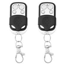 4 canali Telecomando Senza Fili Duplicatore di Controllo Elettrico Del Cancello Del Garage Chiave Fob