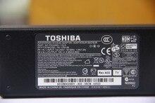 100% echte original New Laptop Netzteil Für Toshiba 19 v 3.95a 75 watt 5,5*2,5mm PA3468U-1ACA PA-1750-09 ladegerät