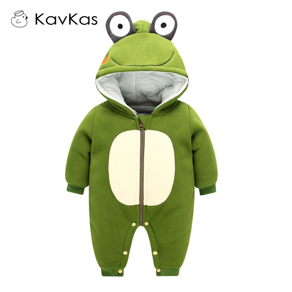 Unisex Baby Cotton Rompers Footless Toddler Infant Baby Girl Boy Long Sleeve Cute Frog Panda Penguin Romper Jumpsuit 3-24M 2016 new warm cotton baby hat girl boy toddler infant kids caps soft cute hats cap beanie baby beanies accessories d1
