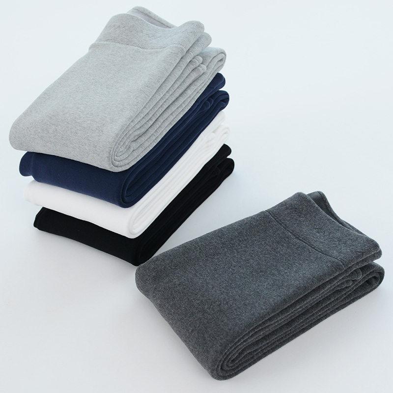 Fleece Leggings Women Autumn Winter Plus Velvet Legging Cotton Pants Elastic Waist Stretch Leggins Warm Winter Leggings C3836