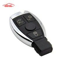 Новый 3 Кнопки Smart Remote Key для Mercedes Benz с NEC Чип 315/433 МГц Дополнительно Поддерживает Модели Автомобилей после 2000 Года