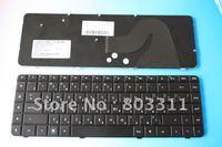 Free Shipping Brand New RU Laptop Keyboard For HP CQ62 G62 Service 589301 251