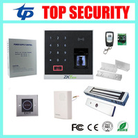 X8 BT fingerprint time attendance and access control system with bluetooth DIY door access control with free software