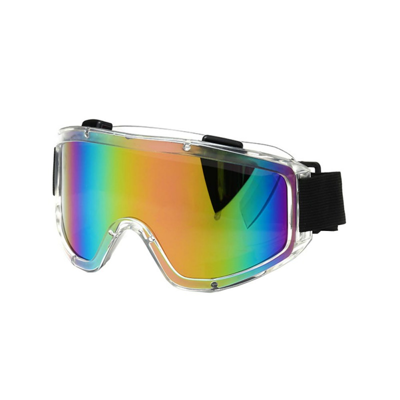 Outdoor Ski Glasses UV400 Windproof Dustproof Snow Can Built-in Myopia Lens Skiing Goggles Motorcycle Sports Glasses