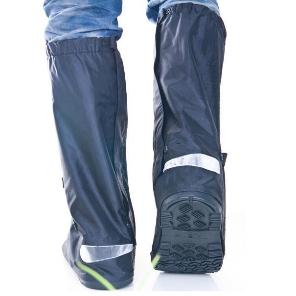 Reutilizable impermeable antideslizante motocicleta ciclismo lluvia botas Botas de lluvia cubre zapatos de desgaste para hombres Bolso de hombre TINYTA, bolso de hombro ligero para hombre, para 9,7 'pad 8 bolsillos, bolso cruzado Casual impermeable, bolsa de mensajero de lona negra, hombro