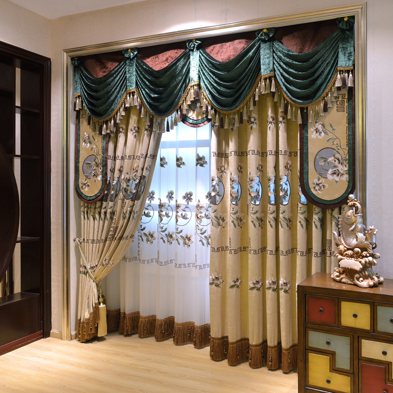 Lovely High Quality Curtain Window Room Curtains For Living Room 3d Photo