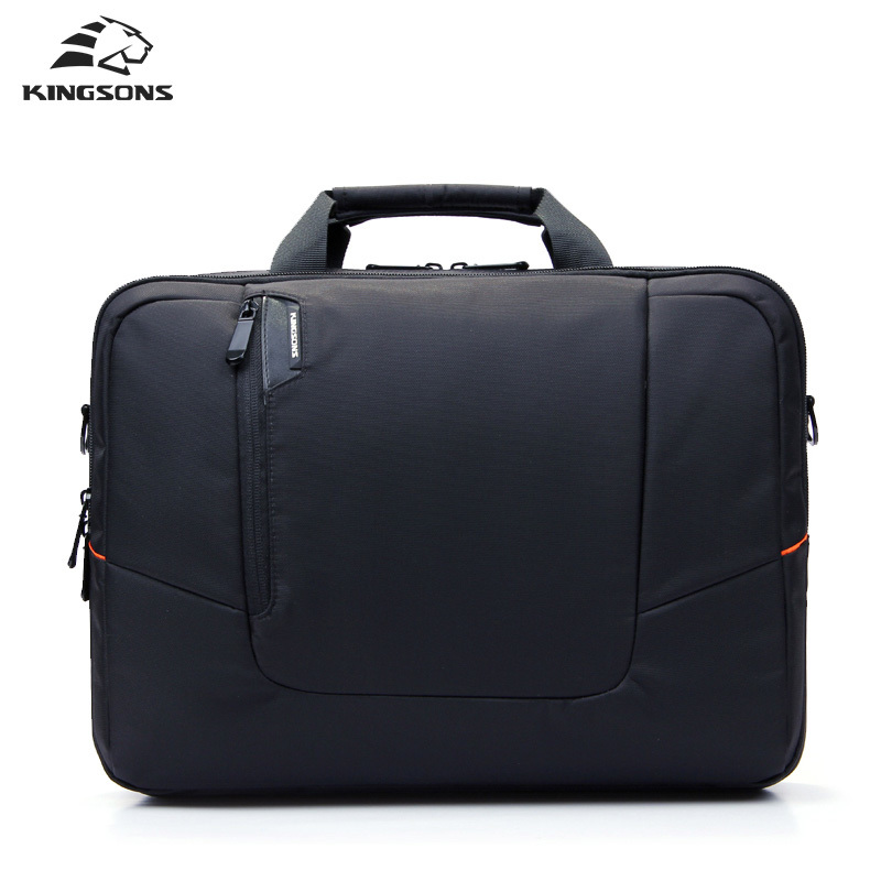 Kingsons Brand 14'' 15'' Laptop Bags Man's Totes Tablet Handbags Durable and Convenient Waterproof Nylon Briefcase 2017 New
