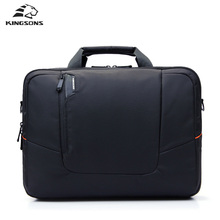 """Kingsons Brand 14"""" 15"""" Laptop Bags Man's Totes Tablet Handbags Durable and Convenient Waterproof Nylon Briefcase 2017 New"""