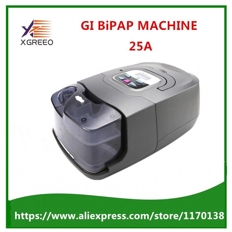 GI bpap машины (25A) авто/S режим с носовой маска сумка терапии Храп апноэ и болезнь лёгких от alibaba фабрики Китая