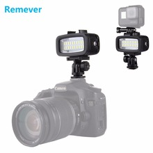 Hot selling Cameras Accessories Underwater Waterproof LED Flash Diving Fill Light with mount base for DSLR Gopro CANON