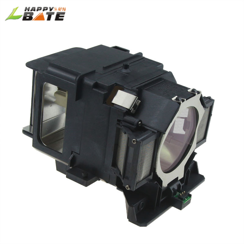 HAPPYBATE ELPLP51 V13H010L51 Replacement Projector lamp with housing for EB Z8000WU EB Z8000WUNL EB Z8050W