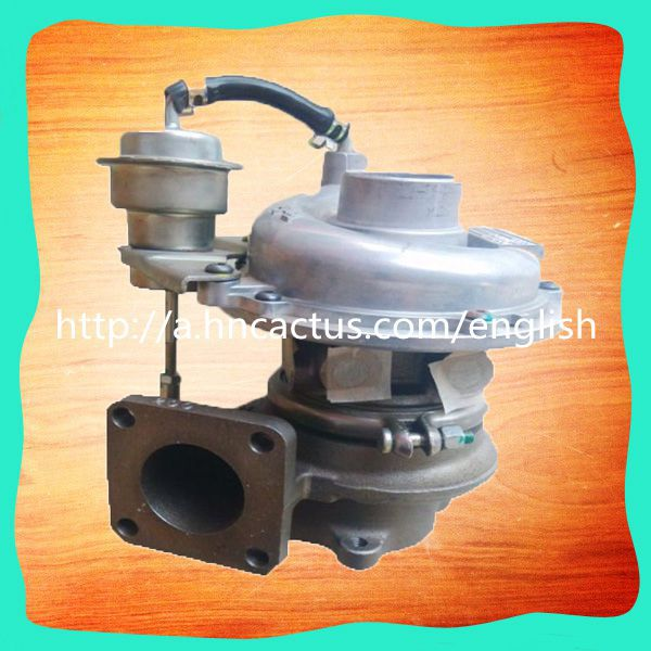 Engine Parts Electric RHF5 turbocharger 8973544234 applied for Isuzu D MAX  4JH1 Engine-in Turbocharger from Automobiles & Motorcycles on