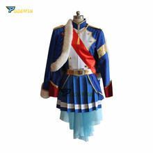 Shoujo Kageki Revue Starlight Hikari Kagura Cosplay Costume Dress Custom Made