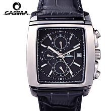 luxury brand sport watches fashion men leisure business dress wristwatch men's quartz multifunctional watch relogio masculino