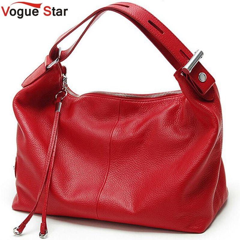 ФОТО Vogue Star Fashion 100% Real Genuine Leather OL Style Women Handbag Tote Bag Ladies Shoulder Bags Wholesale price  YB40-358