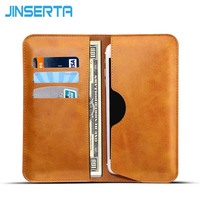 JINSERTA For Xiaomi Mi A1 Case Luxury Retro Leather Cover For 5 5 Phone Shell Universal