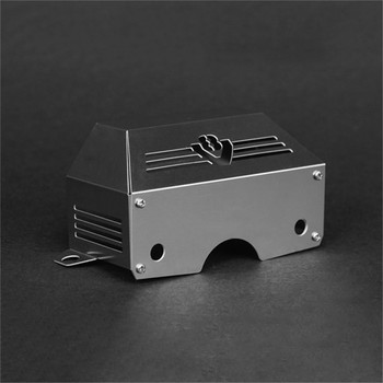 Rc Car Engine | LESU Metal Gearbox Engine Cover For 1/14 RC TAMIYA Scania Tractor Truck Car Upgrade DIY Model RC Car Accessories