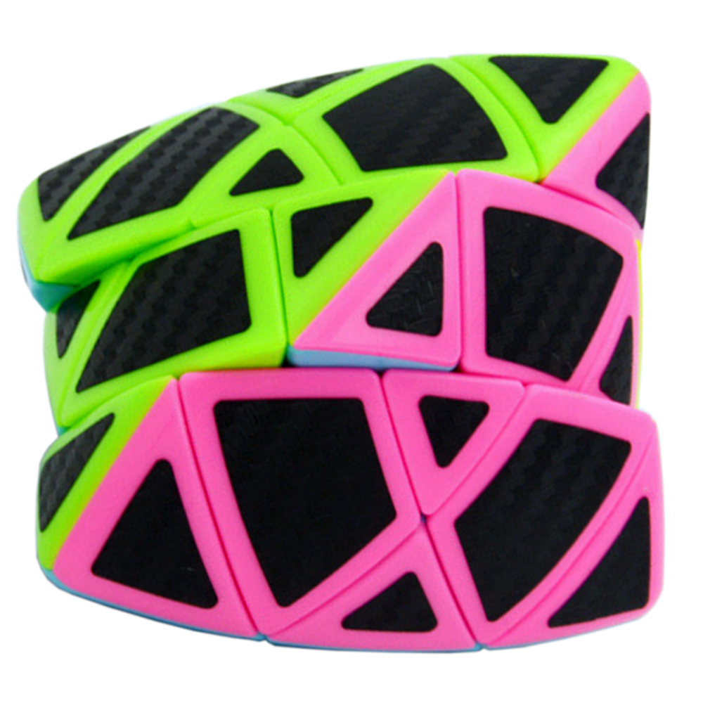 3x3x3 Mastermorphix Rubix Cube 3 Layers ZCUBE's Magic Cube 3*3*3 Toy for Children