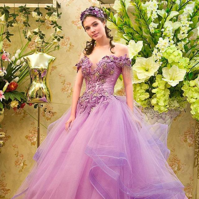 df0f54ee0efa light purple quinceanera dresses 2017 Ball Gown Tulle Applique Beading  Sweetheart Off Shoulder Special Occasion Gowns