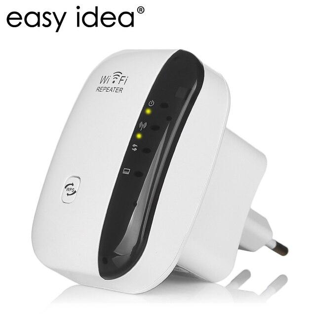 Беспроводной усилитель wifi 300 Мбит/с 802.11N/B/G сеть WiFi Extender сигнала Усилители домашние Интернет Телевизионные антенны Усилитель сигнала repetidor wiFi