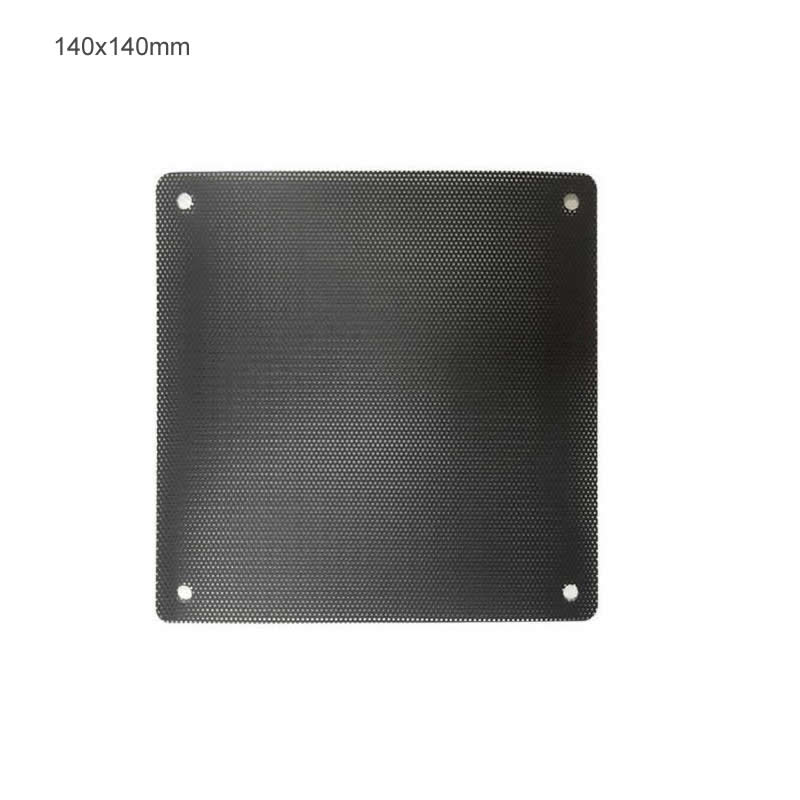 2pcs/lot 120x120mm 90mmx90mm 80x80mm 70x70mm 140x140 Computer PC Dustproof Cooler Fan Case Cover Dust Filter Cuttable Mesh Fits рога zoom mt 68a