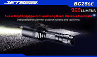 Free Shipping 2014 Original JETBEAM BC25SE Cree XM L2 LED 960 Lumens Flashlight Daily Torch Compatible