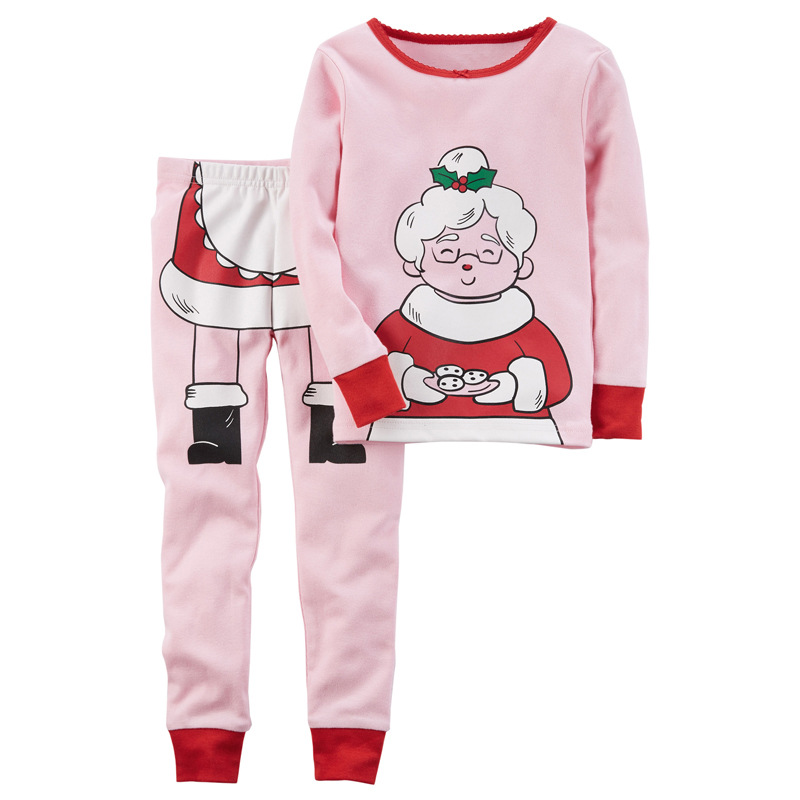 Boys Size 6 Christmas Pajamas