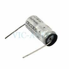 RIFA PEG124 Series Capacitor Axial pin electrolytic capacitor 10UF 350V 2PCS Free Shipping цена