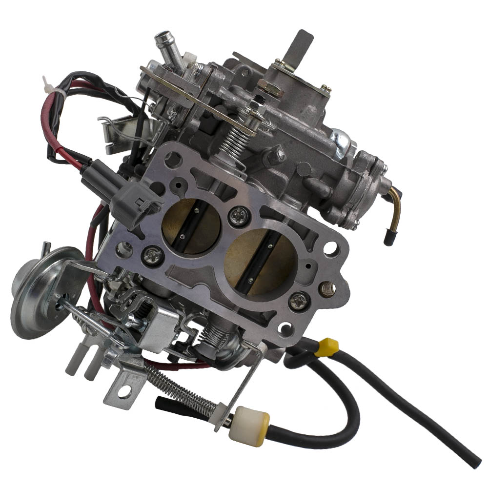 carburetor carb for toyota 22r with electric choke 21100 35463c 2 4l sohc 2 366 cc engines [ 1000 x 1000 Pixel ]