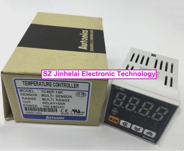 100%New and original TC4SP-14R,  TC4L-14R  Autonics Temperature controller autonics temperature controller tc4m 14r new