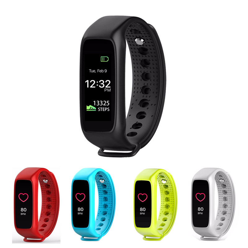 L30t Bluetooth 4 0 Smart Band Heart Rate Monitor Call Remind Smart Wristband Fitness Tracker Pedometer