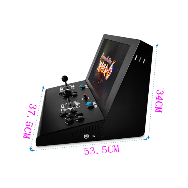 19 inch LCD Arcade Machine With 2222 Games 1